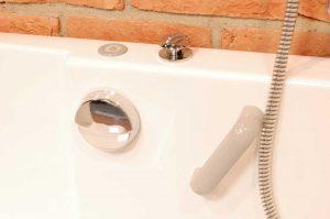 poignée de sécurité baignoire à porte vallon xl