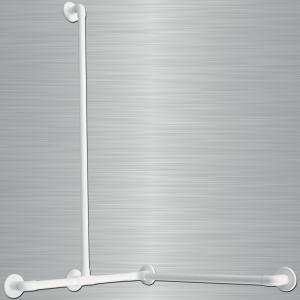 Barre multifonctions en forme de T avec retour