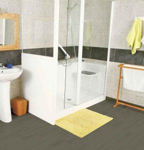 Installation d'une Douche Confort