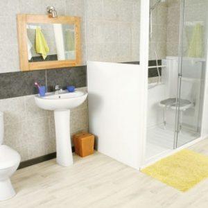 Pare douche Coulissant sur mesure douche Access