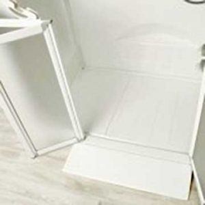 Rampe d'accès pour douche Senior Bains