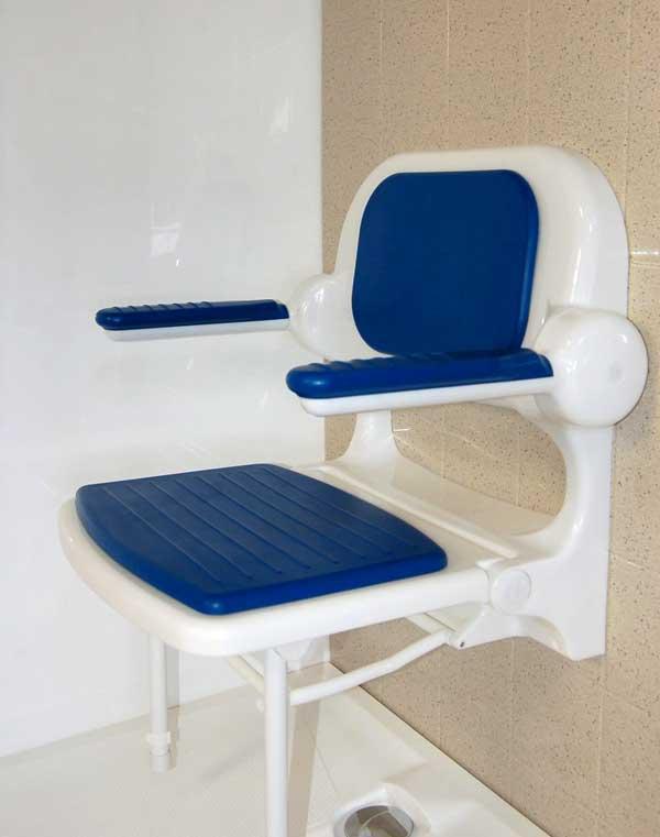 accessoires pour baignoire et douche senior siege. Black Bedroom Furniture Sets. Home Design Ideas
