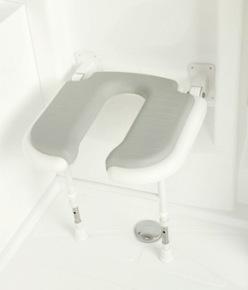 Siège de douche Access pour la toilette intime