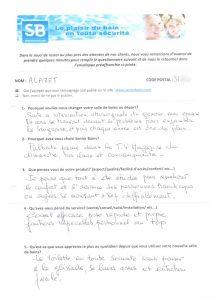 TÉMOIGNAGE de Mr ALAZET (31), le 24/09/2012