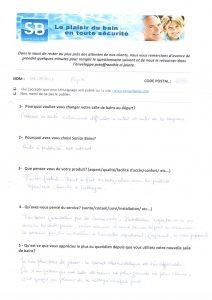 TÉMOIGNAGE de Mme HEURTAUX (12), le 08/12/2014