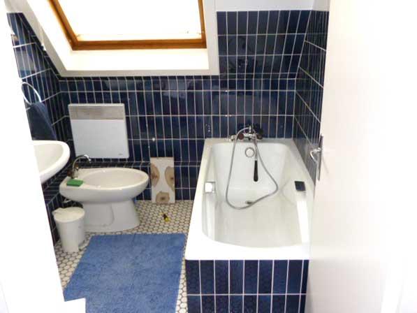 Installation douche ou baignoire porte seniorbains - Installer une douche dans une chambre ...