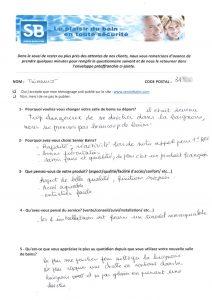 TÉMOIGNAGE de Mr et Mme THIBAULT (31), le 10/03/2013