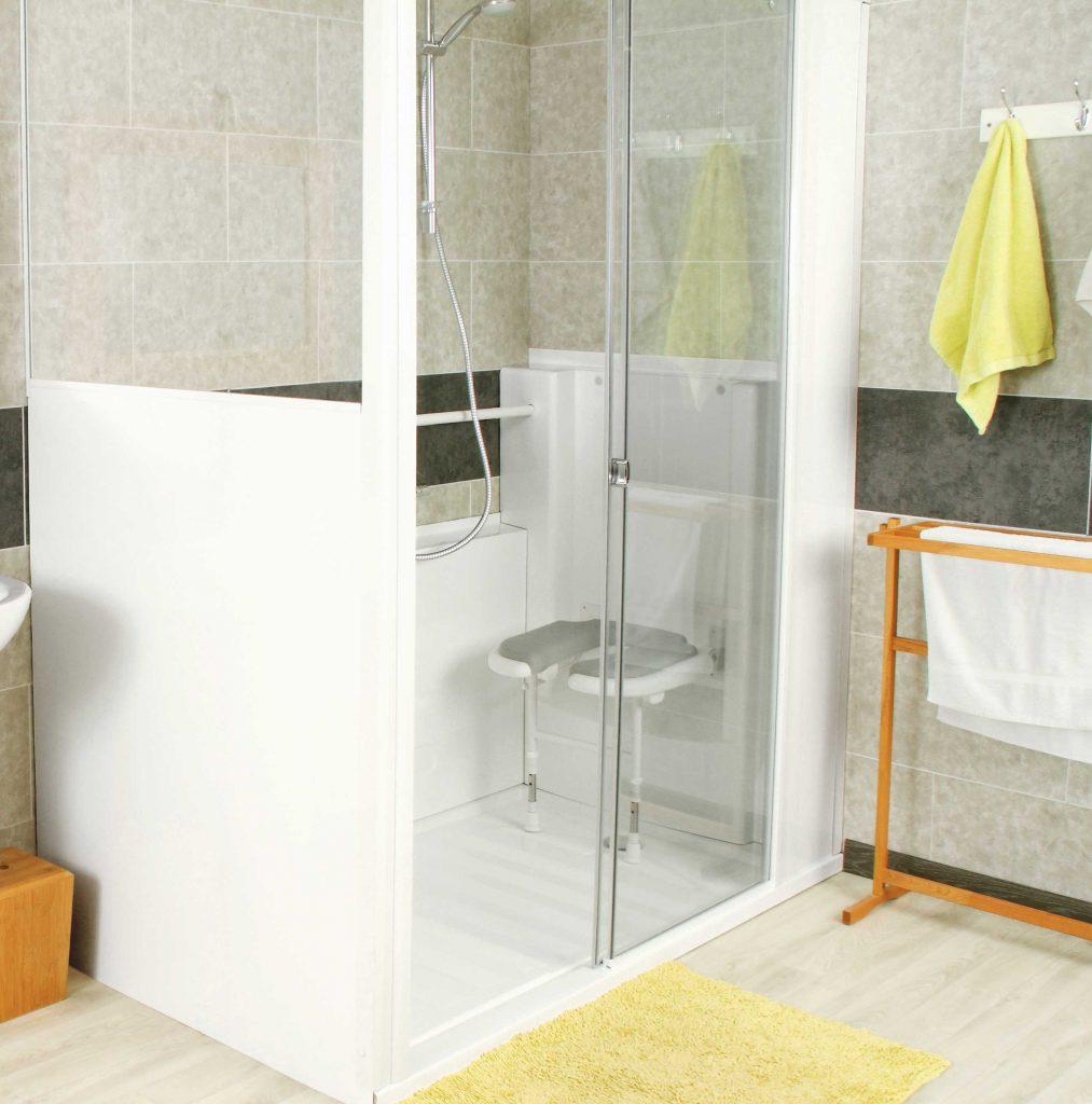 douche access personne g e mobilit r duite je souhaite un acc s plus s curis aux. Black Bedroom Furniture Sets. Home Design Ideas